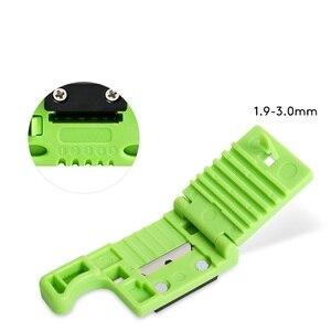 Image 3 - Fiber Optic Kabel Stripper Optische Jacke Rollenschneider Gleiche wie miller Stripper MSAT5