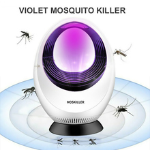 Buy New Mosquito Killer USB Electric Lamp Photocatalysis Mute Led Bug Zapper Insect Trap Radiationless Home Living Room Pest Control directly from merchant!
