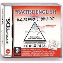 Nintendo Ds practice English game