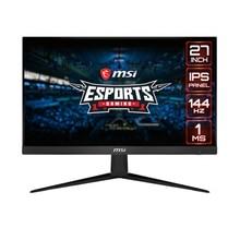 Игровой монитор MSI Optix G271, 27 дюймов, Full HD IPS, 144 Гц, черный