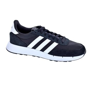 Adidas men's low shoes model Run 60S 2.0 urban sports black color fashion men's original shoes