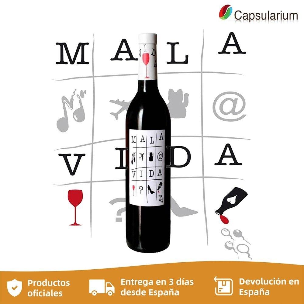 Bad Life, Oak red wine, 750ml bottle