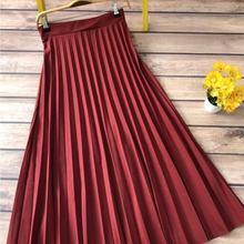 Women's Long Skirt Tiles piliseli Women Muslim Clothing Skirt 2021 Fashion