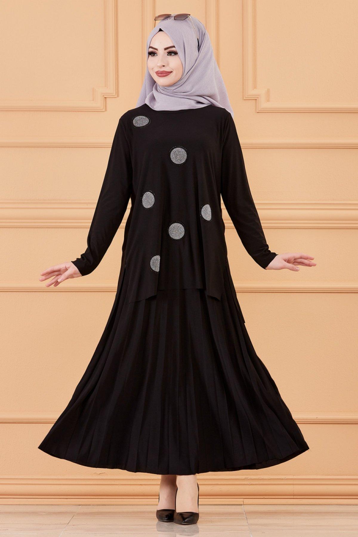 TUGBA Tunik Skirt Set islamic clothes muslim trousers tunic turkish turkey casual