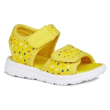 Baby Phylon Sandals Yellow Summer Shoes Toddler Infant Newborn Kids Moccasins Booties Made in Turkey