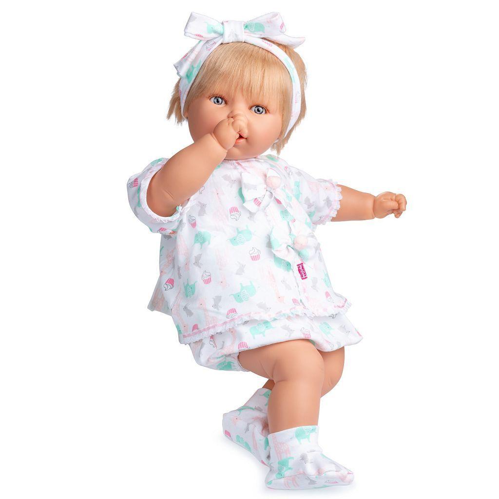 Кукла BERJUAN мягконабивная 60см Mi Nene Nina (30077)
