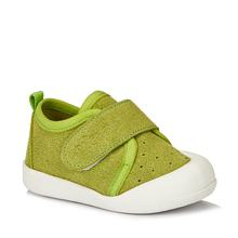 Phoenix Unisex First Step Green Casual Shoes
