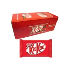 Kit Kat chocolatine in box of 36 units of 41.5 gr.