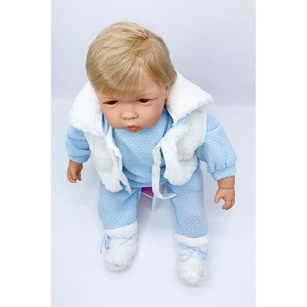 Кукла D'Nenes мягконабивная 60см KIM (003505)