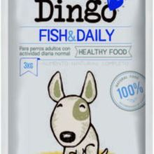 Dingo Pienso para Perro Adult Fish