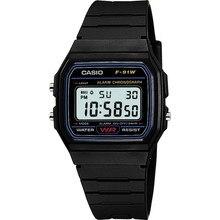 Оптическими зумом Casio F-91W-1DG цифровой Для мужчин, мужские часы