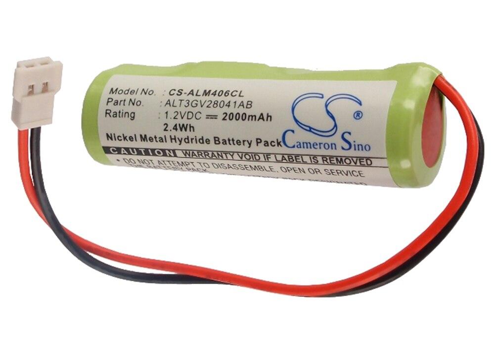 Аккумулятор Cameron Sino 4068 мА для Alcatel 4068 IP,4068IP Touch,Bluetooth 3. 0 3GV28041AB,ALT3GV28041AB