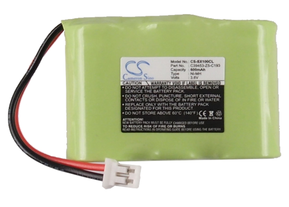 Кэмерон китайско 600mA Батарея для Alcatel Работает с любым оператором, Eole 100,Eole 200,Eole 300,Eole 400, с использованием системы OneTouch плюс, вокальный C39453-Z5-C193...