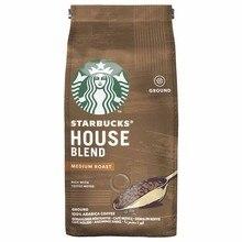 Starbucks®House Blend Medium Roast, ground coffee 200g