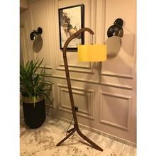 J Floor Lamp Corner Lamp Lampshade Fabric Headboard