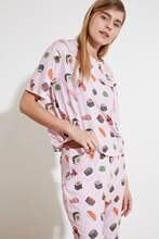Trendyol Sushi DesenliÖrme Pijama Takımı THMSS21PT0217
