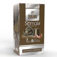 Stimola Café Jurado, 20 aluminium capsules for Nespresso