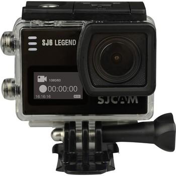 Kamera akcji SJCAM SJ6 Legend 4K-czarna tanie i dobre opinie CN (pochodzenie) SONY IMX377 (1 2 3 12 MP) Ambarella A9 (4 K 30FPS) O 5MP