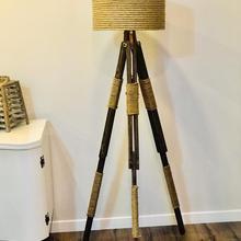 Rope Floor Lamp Corner Lamp Lampshade