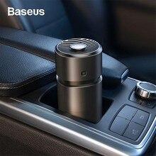 Baseus Breeze Fan Air Freshener Diffuser Car Air Humidifier & Cleaner-Black