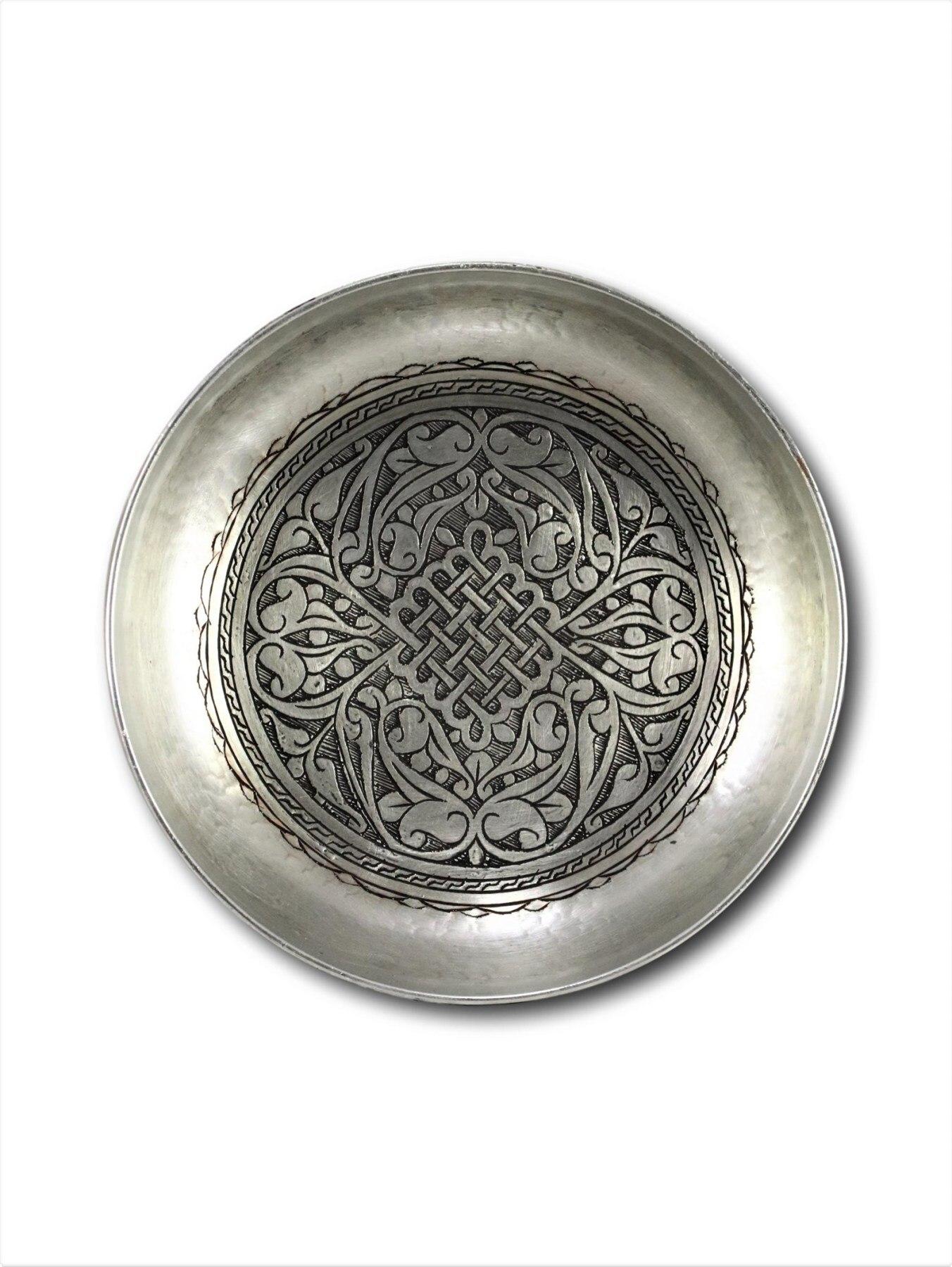 Morya Copper Turkish 2baths Bowl Luxory Bathroom Accessories Elegant Decorative Hammared Handmade Decor Vintage 20 cm