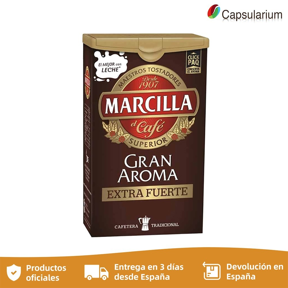 Marilla great Aroma Extra strong 250g ground coffee