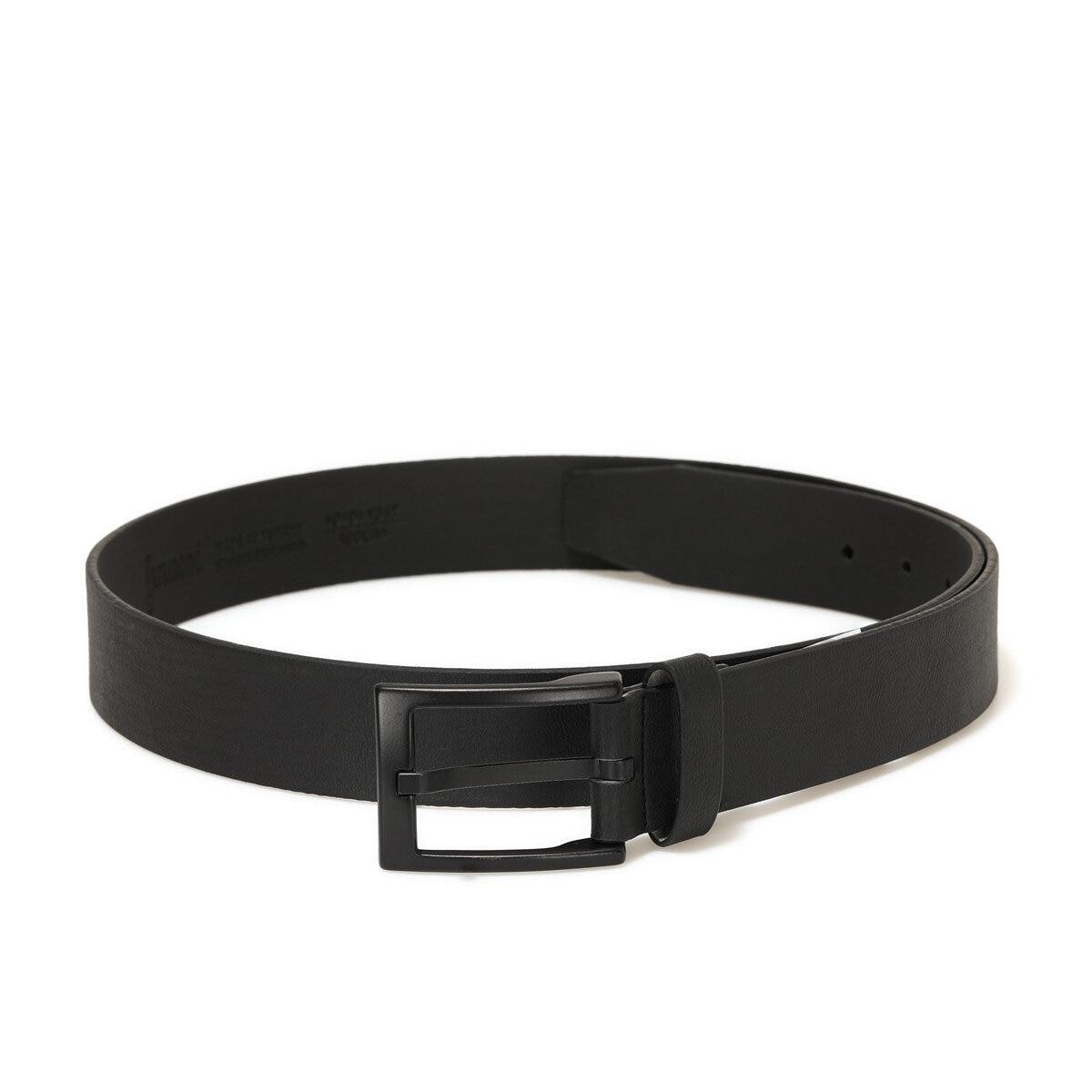 REYNOLDS 1FX Black Male Belt