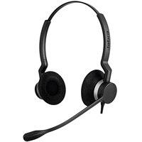 JABRA 2399-823, 2300 DUO USB MS auriculares