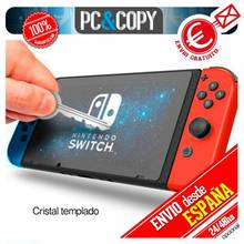 Tempered glass for NINTENDO SWITCH quality touch screen protector to ++