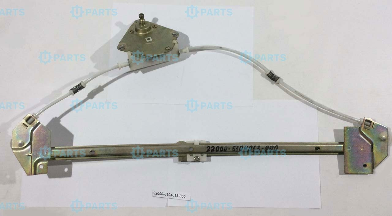 Window lifter left gas for Valdai gas (2010 ) /Sable gas (1995 )