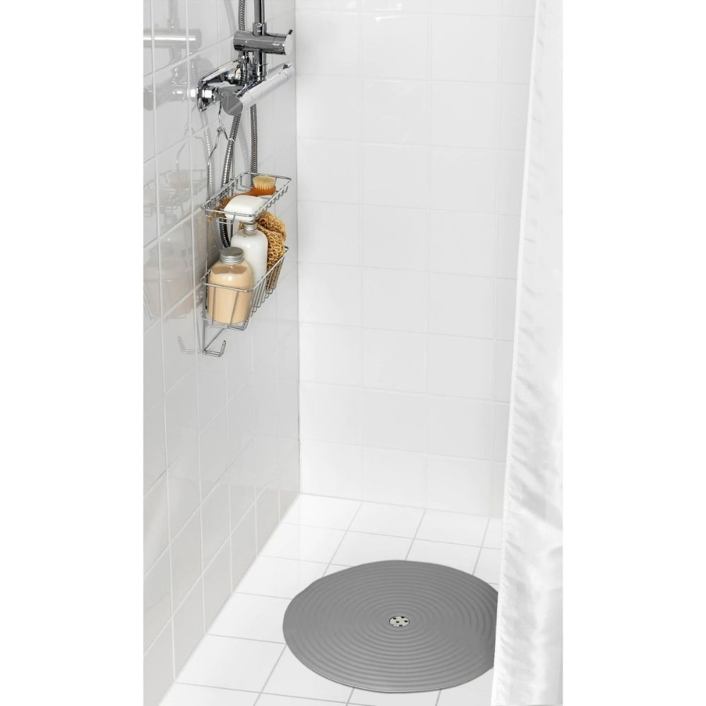 Bathroom Anti-Slip Bathtub - Shower Mat Non-Slip Thick Carpet for Bath Mats Toilet Soft Water Absorption Bathroom Carpets Rugs