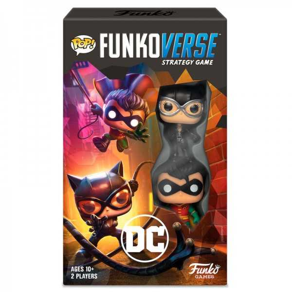 Funkoverse POP table game-DC Comics