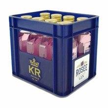 Mini drawer Gin Rosee 8 bottles of 50ml KRDrinks