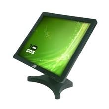 Monitor z ekranem dotykowym 10POS TS-19V 19 #8222 LCD czarny tanie tanio ES (pochodzenie)