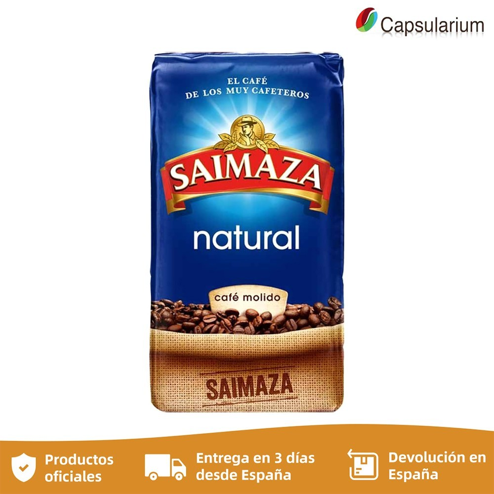 Natural Saimaza 250 grams of ground coffee