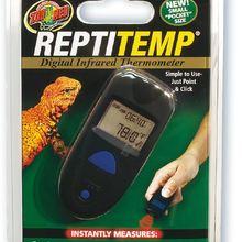 Zoo Med Reptitemp Termometro Digital Rayos Infrarojos