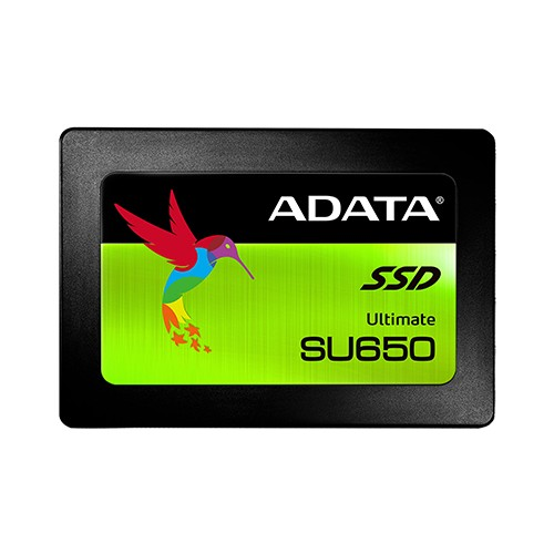 ADATA SU650 120 Мб до 520 ГБ-450 МБ/с. 3D NAND Sata3 2,5 ''SSD