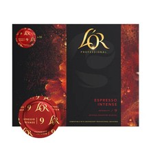 Intense Espresso L 'or 50 capsules for Nespresso Professional®