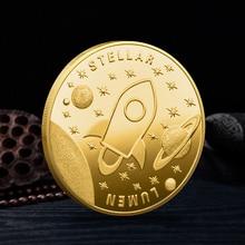 Stellar XRP мы доверяем цифровым ценам, позолоченным памятным
