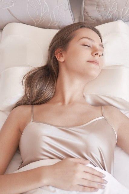 Ортопедическая подушка для сна из пены с эффектом памяти 5
