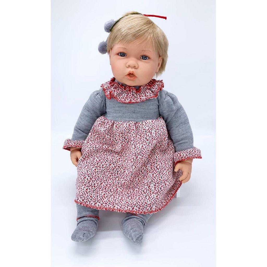Кукла D'Nenes мягконабивная 60см KIM (003506)