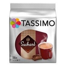 Chocolate SUCHARD, 16 capsules TASSIMO