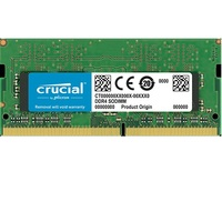 OUTLET Crucial CT16G4SFD824A Memoria RAM de 16 GB (DDR4, 2400 MT/s, PC4-19200, Dual Rank x 8, SODIMM, 260-Pin)