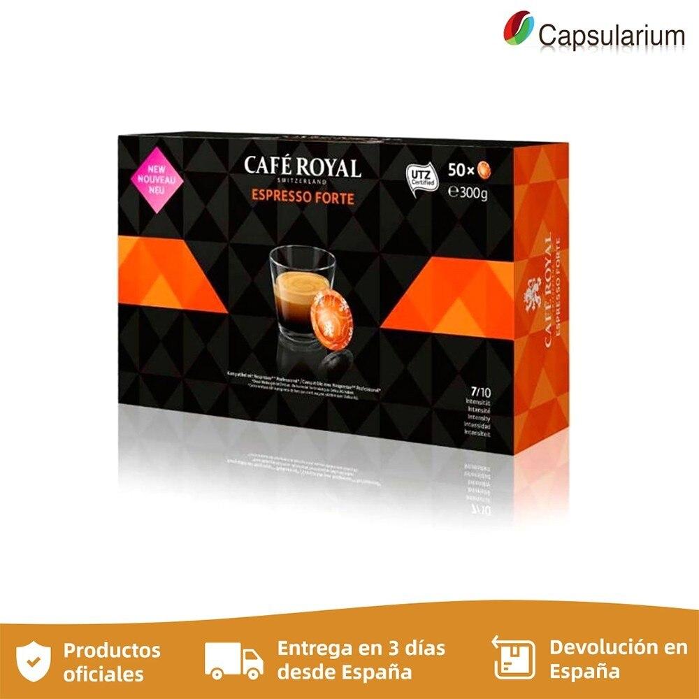 ESPRESSO FORTE Cafe Royal®For NESPRESSO®PRO®50 capsules