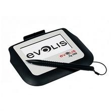Podpis Pad Evolis SIG100 czarny tanie tanio ES (pochodzenie)