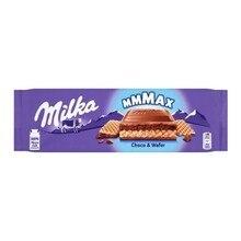 Milka Choco & Wafer, family tablet, 300 gr
