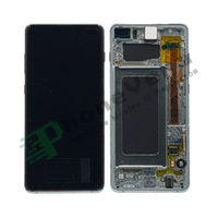 Pantalla Samsung Galaxy S10 Plus SM-G975F Blanco Ceramico