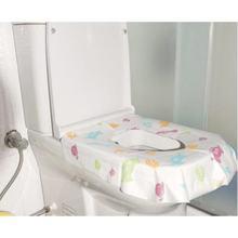 Disposable Toilet Covers 10 Pieces Children's Toilet Covers Disposable