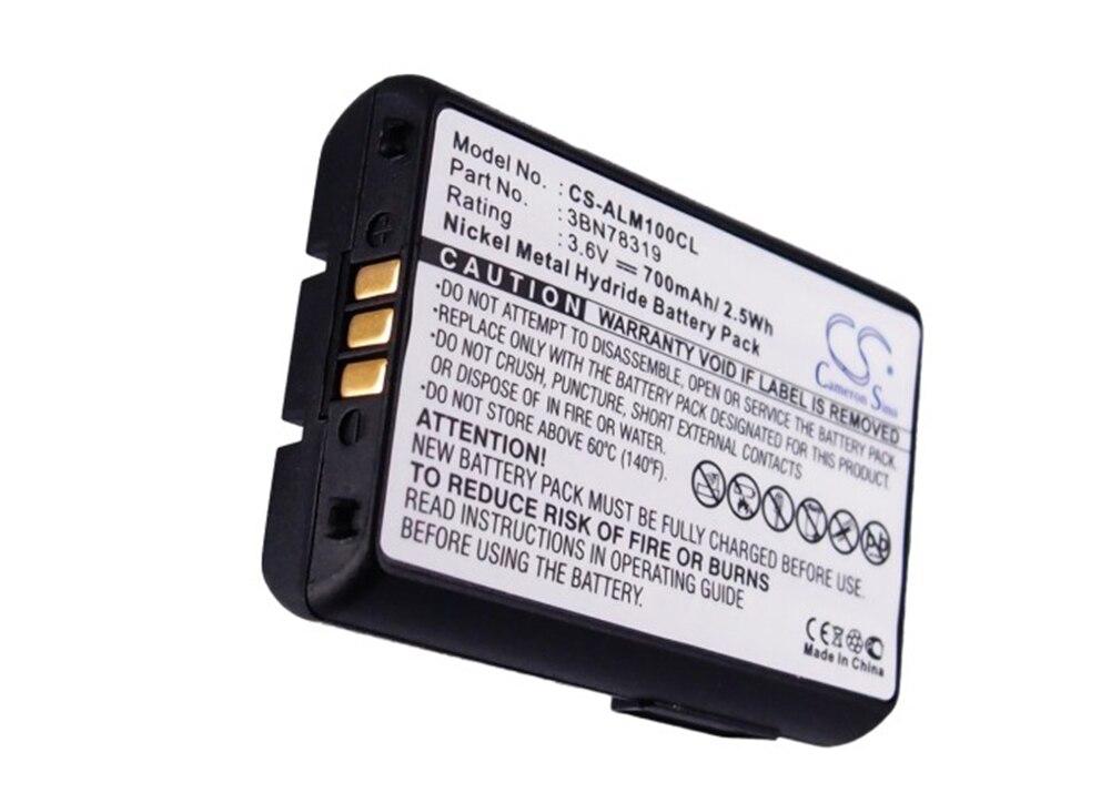 Кэмерон китайско 700mA Батарея для Alcatel Работает с любым оператором, мобильный 100 реакцию, OmniPCX Enterprise,OmniPCX Office 3BN78319,ALCH-011644AC
