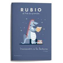 Cuadernos Rubio Iniciacion a la lectura +5 A5